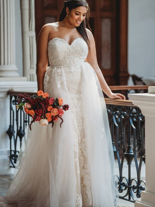Plus Size Wedding Dresses Bridal Gowns Allure Bridals