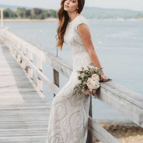 Allure Modest Wedding Dresses Bridal Gowns Allure Bridals