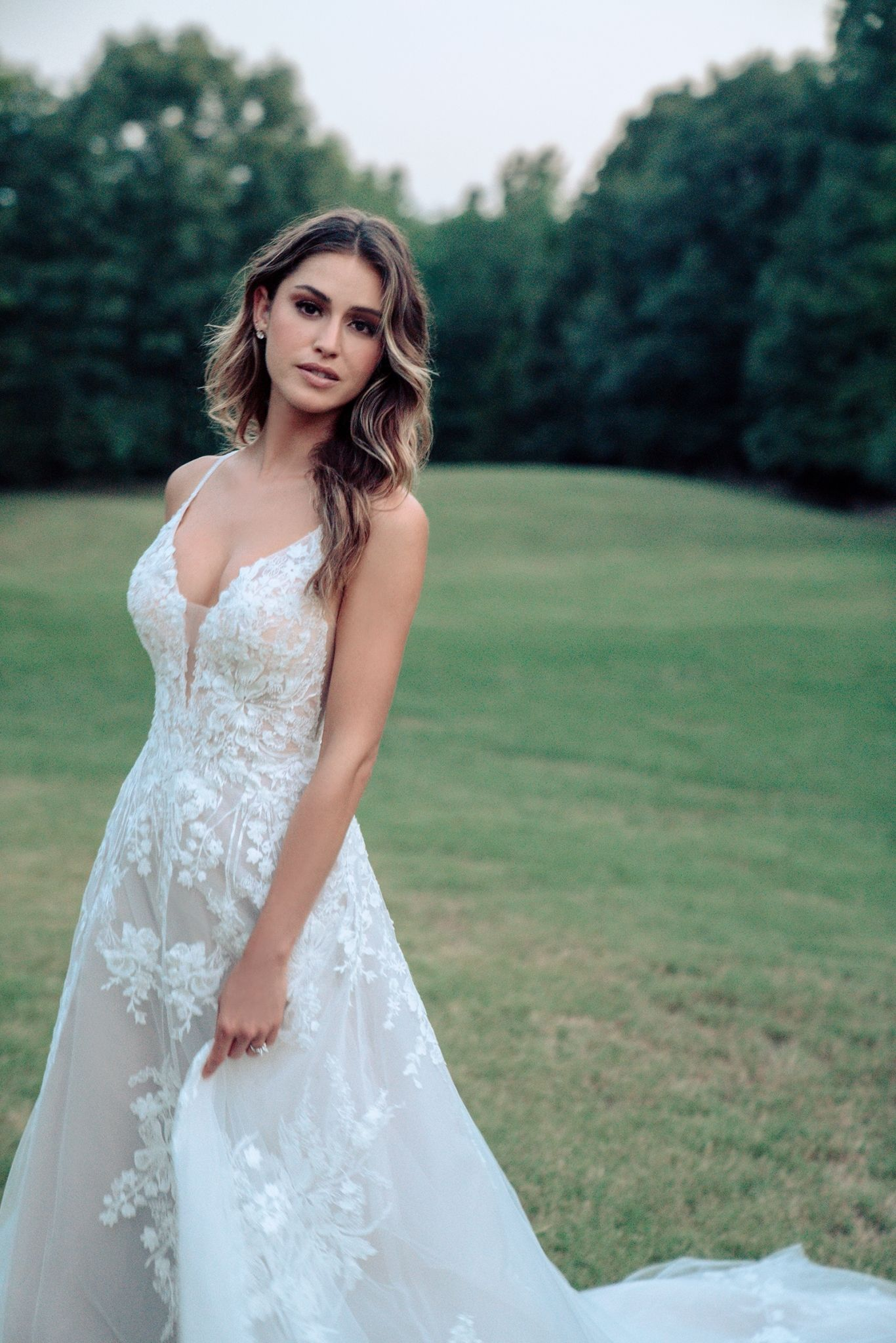 Style: 9679   Allure Bridals