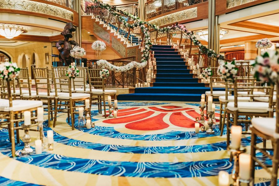 Atrium Disney Dream