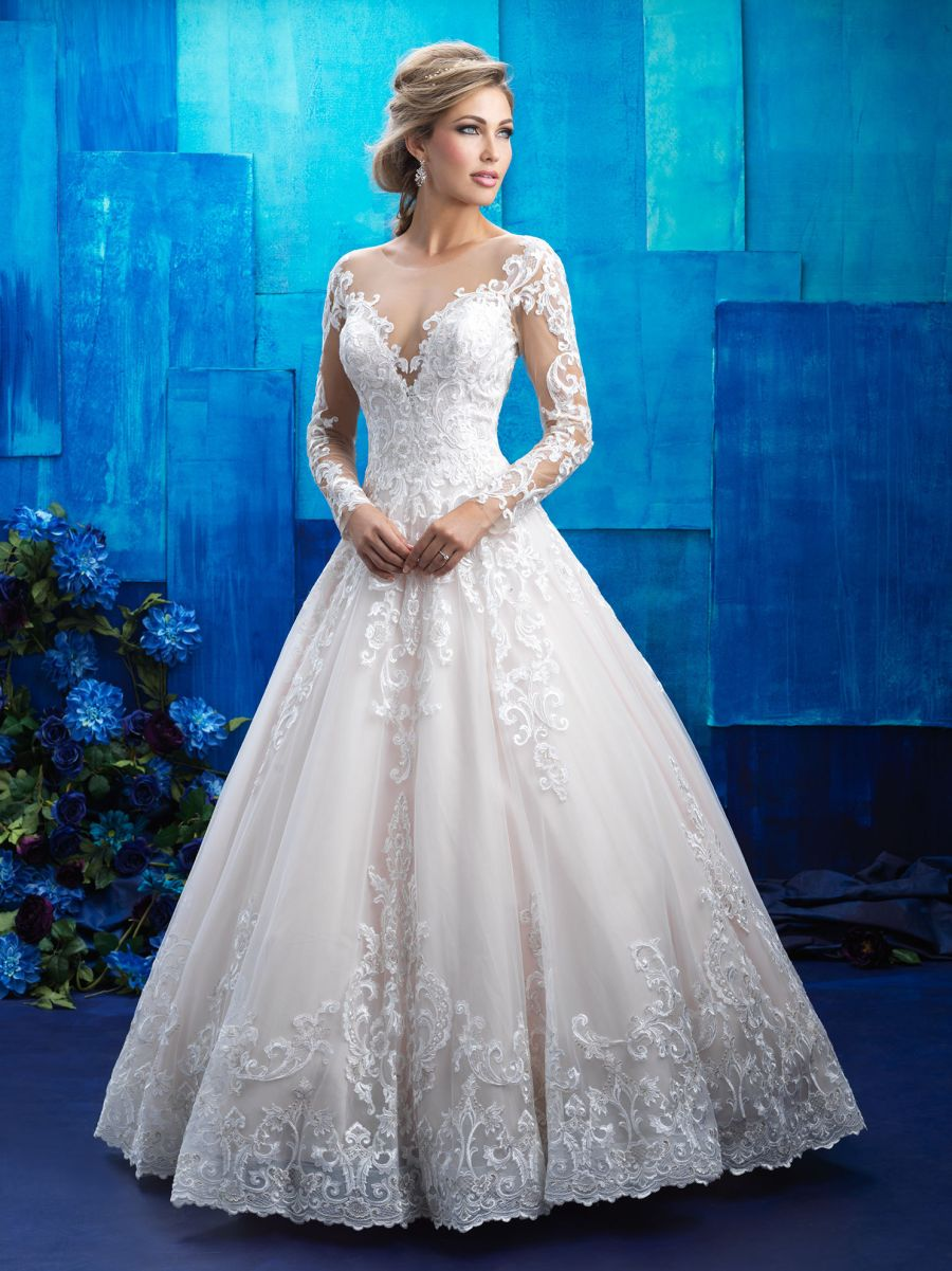 Style: 8  Allure Bridals