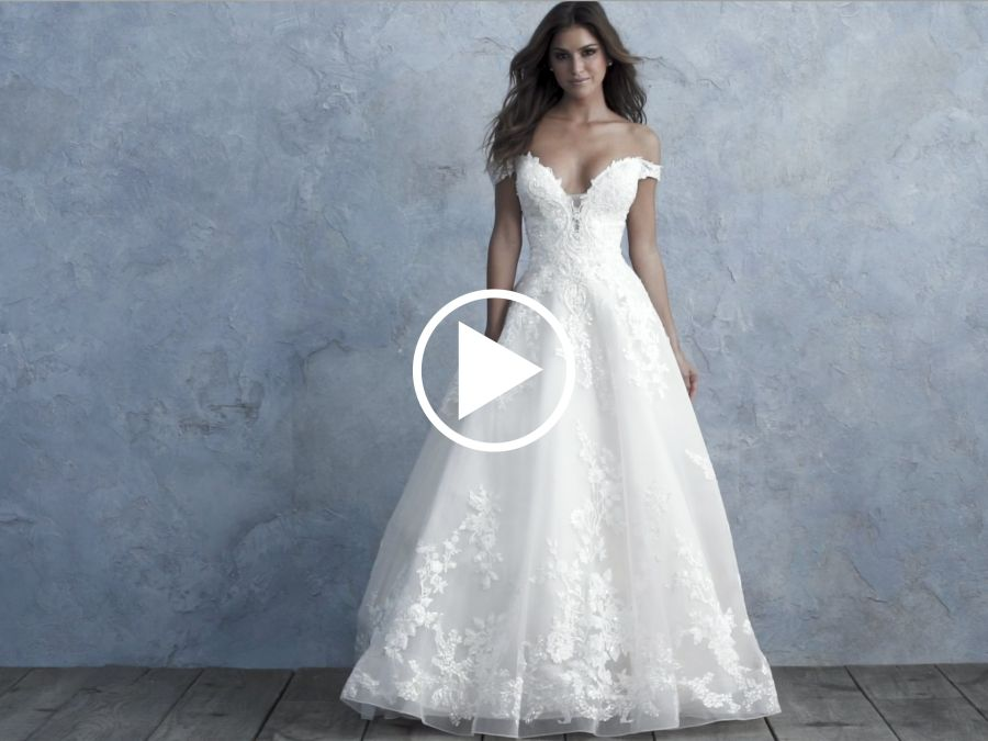 Style 9681 Allure Bridals