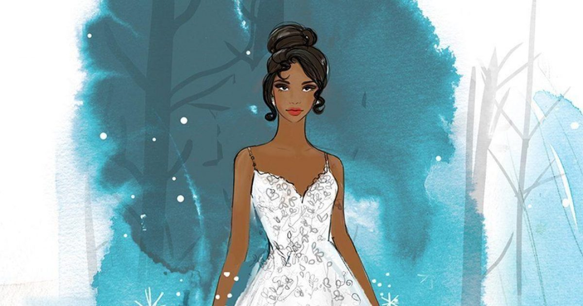 Disney Fairy Tale Weddings Collection Allure Bridals